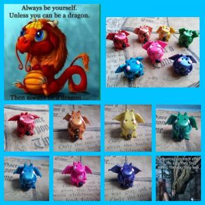 Aromatherapy Dragons